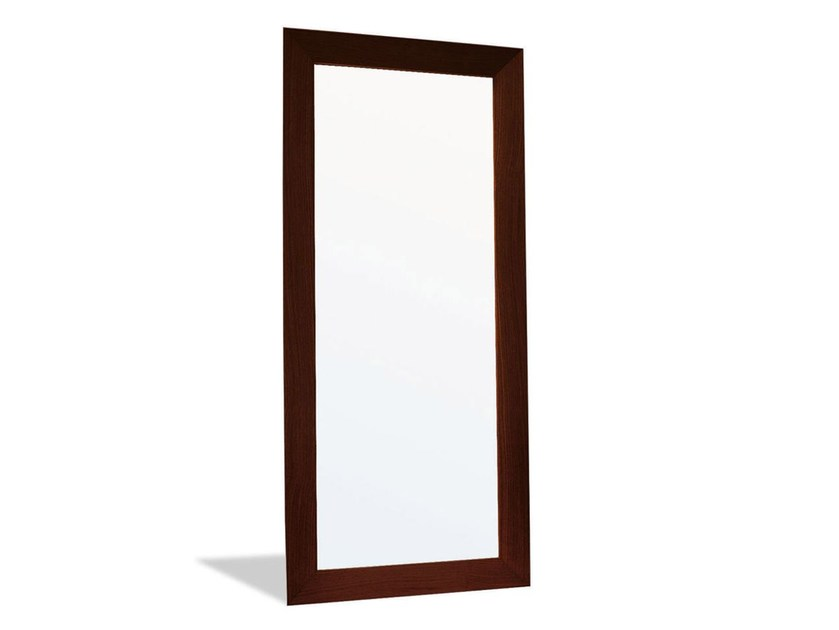 Countertop rectangular framed mirror DOUBLE | Rectangular mirror - Calligaris