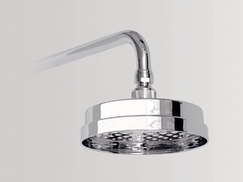 Wall-mounted rain shower with arm DOVER | Overhead shower - BATH&BATH