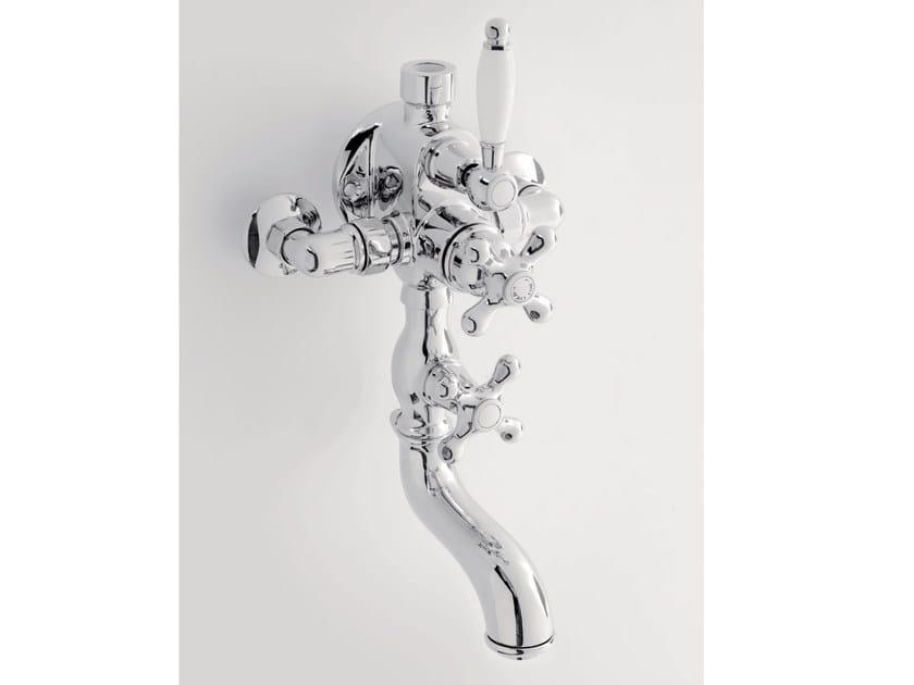 Miscelatore per vasca a muro termostatico DOVER | Miscelatore per vasca termostatico - BATH&BATH