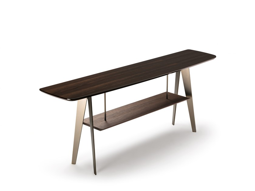 Rectangular console table DOWNTOWN | Console table - Arketipo