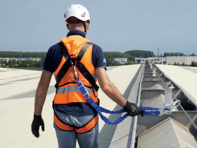 Personal protective equipment Lanyards - SOMAIN ITALIA