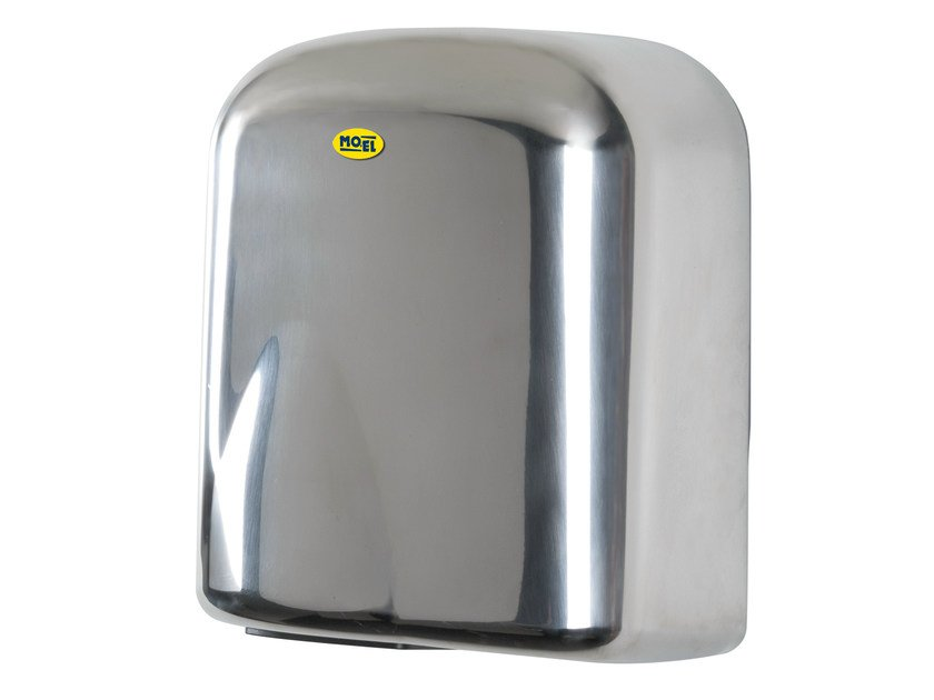 Automatic steel Electric hand-dryer STEEL DRAGON - Mo-el