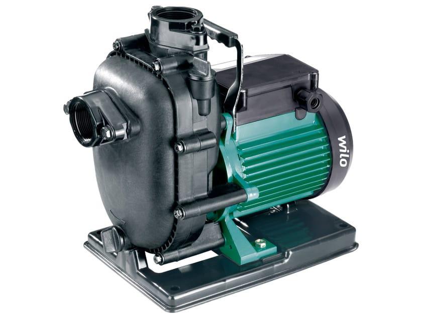 Pompa per drenaggio DRAIN LP - WILO Italia
