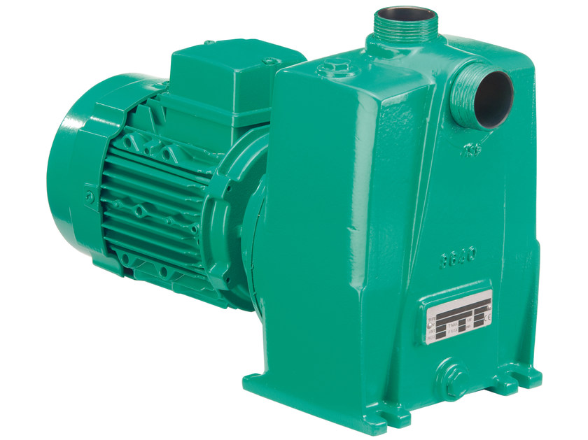 Pompa e circolatore per impianto idrico DRAIN LPC - WILO Italia