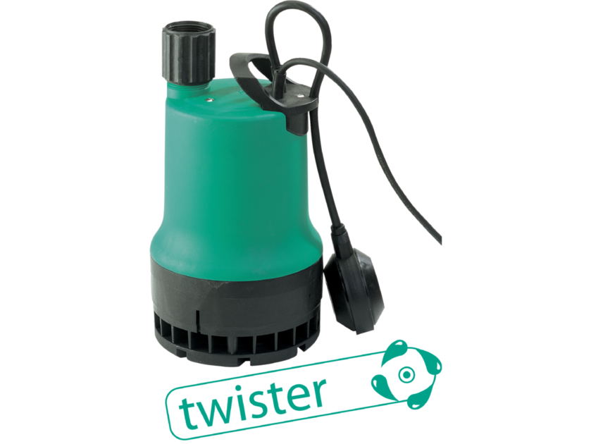 Drainage pump DRAIN TM-TMW-TMR 32 by WILO Italia