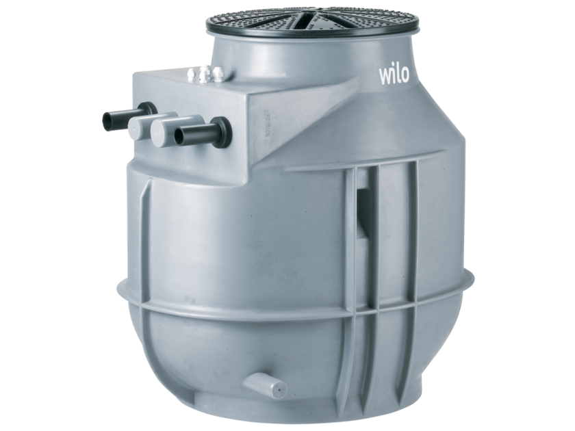 Component for sewer network DRAINLIFT WS 40 BASIC - WILO Italia