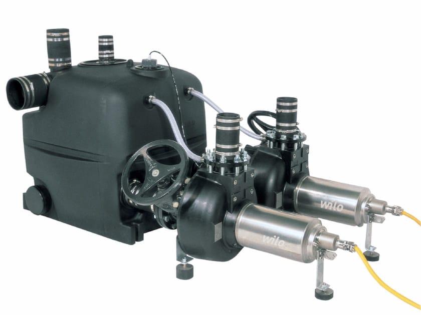 Grey water unit DRAINLIFT XXL - WILO Italia