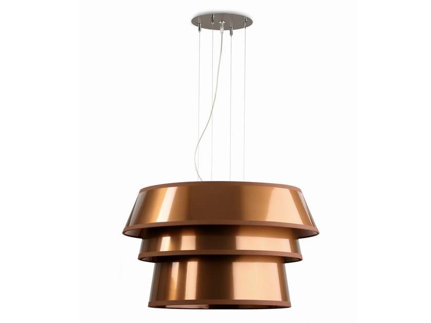 Metal pendant lamp DREAM COPPER - Hind Rabii