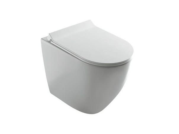 Ceramic toilet DREAM | Toilet - GALASSIA