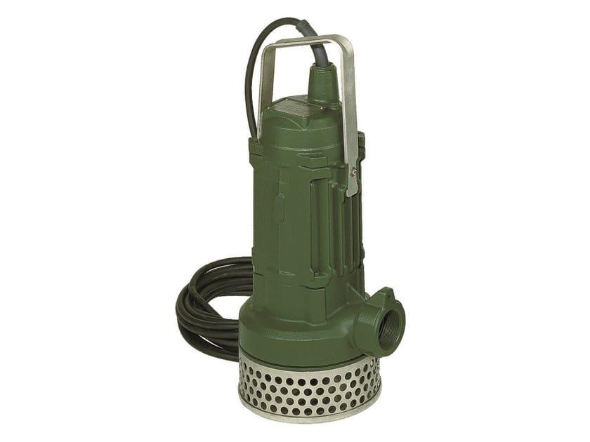 Clean and grey water on building sites DRENAG 1400/1800 - Dab Pumps