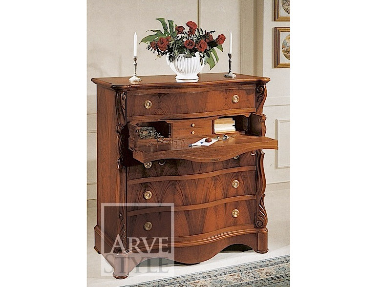 Solid wood dresser ZEUS | Dresser - Arvestyle