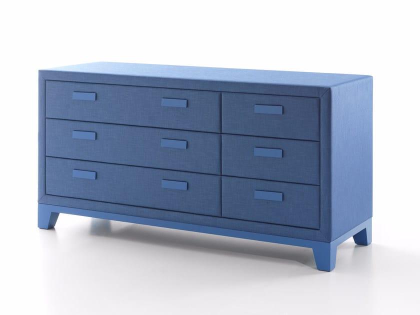 Fabric dresser JUBILÈ | Dresser - Bolzan Letti