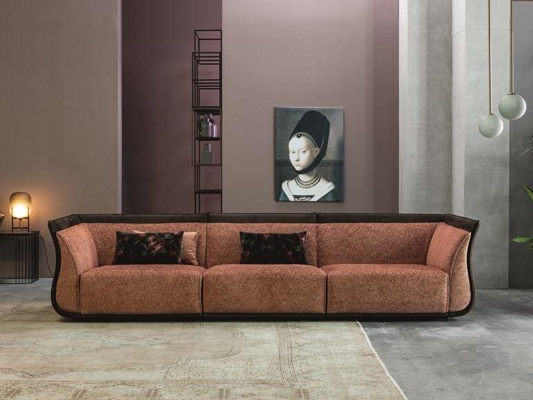 Fabric sofa DROP | Sofa by Twils