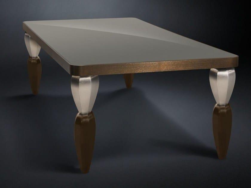 Rectangular oak living room table DRUMMOND   Table - VGnewtrend
