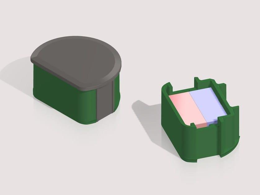 Magnetic closure DUB by GARBARINI