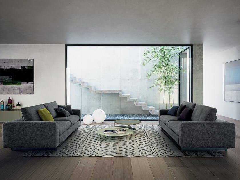 Fabric sofa DUO | Fabric sofa by PIANCA