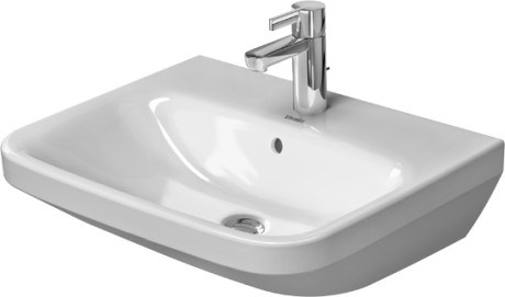 Ceramic washbasin with overflow DURASTYLE | Washbasin - DURAVIT