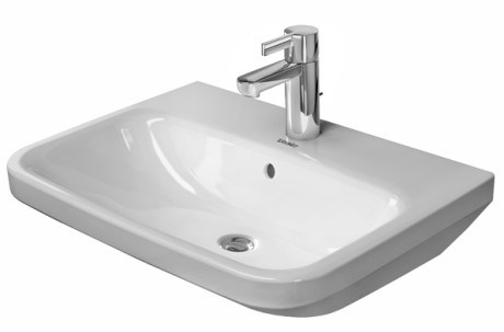 Rectangular washbasin DURASTYLE | Washbasin - DURAVIT