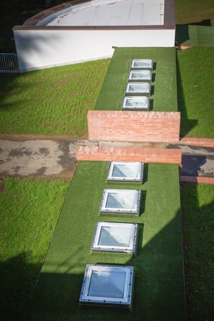 Finestra da tetto non apribile dxc c p2 fakro for Finestra da tetto