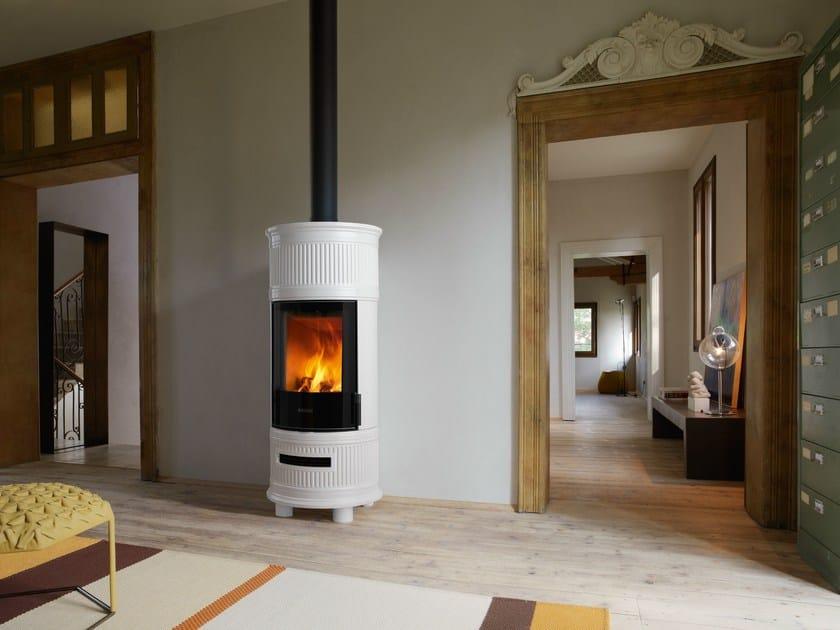 Wood-burning stove E 929 C   Wood-burning stove - Piazzetta