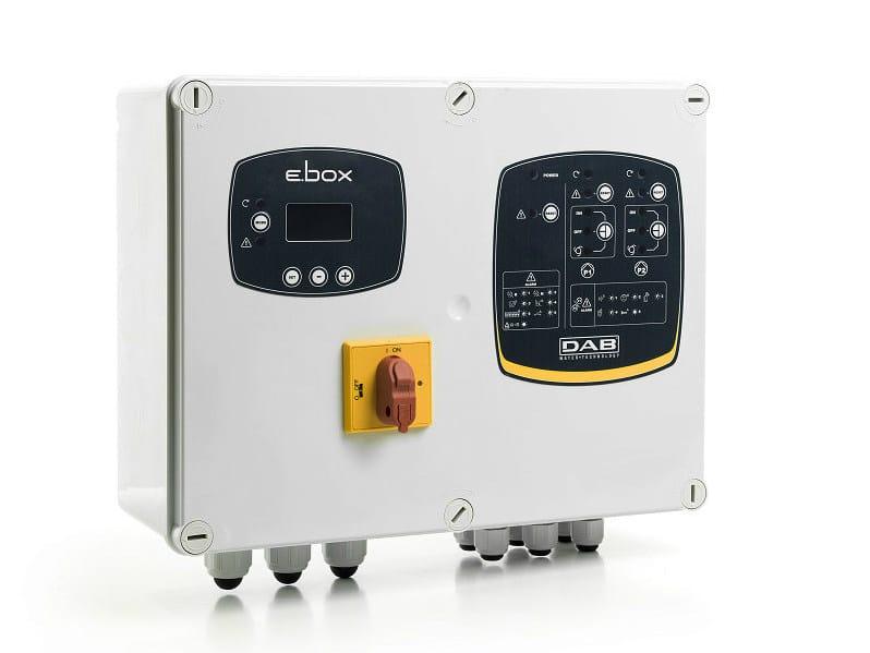 Control panel E-BOX - Dab Pumps