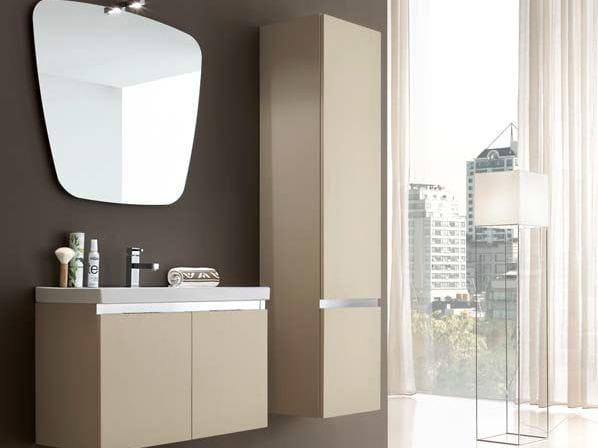 Sistema bagno componibile E.GÒ - COMPOSIZIONE 7 - Arcom