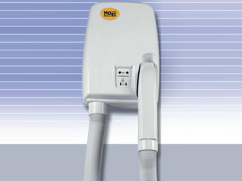 Electrical hairdryer for hotels EASY DRYER - Mo-el