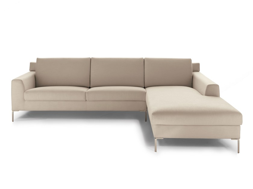 Sectional fabric sofa EASY   Sectional sofa - Arketipo