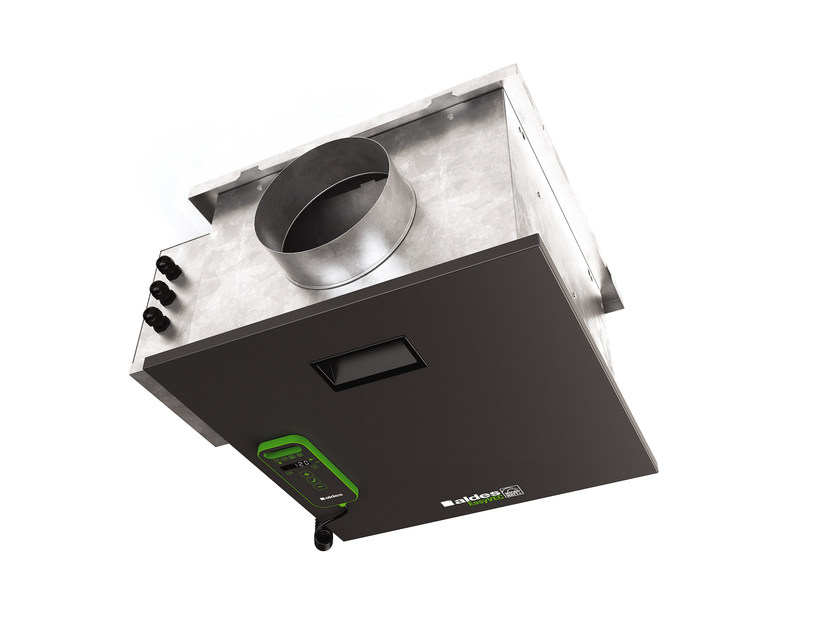 Compact Centrifugal fan EASYVEC® COMPACT - ALDES
