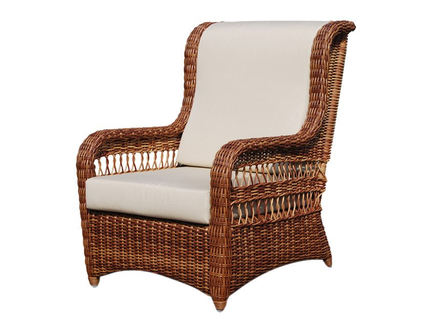 Armchair EBONY 22001 - SKYLINE design