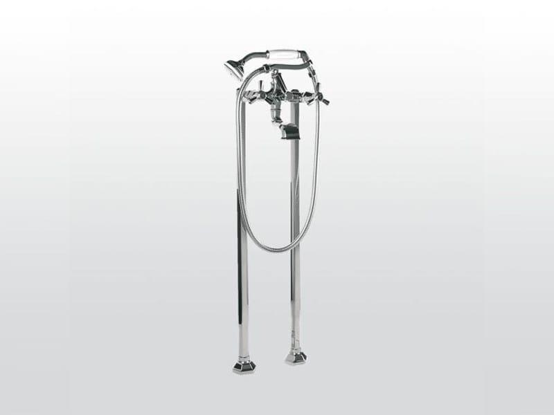 Classic style 2 hole bathtub tap ECCELSA 3274CL306FB - RUBINETTERIE STELLA