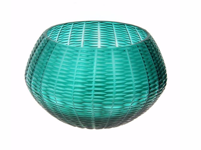 Vaso in vetro ECLAT VASE LARGE - Compagnie Française de l'Orient et de la Chine