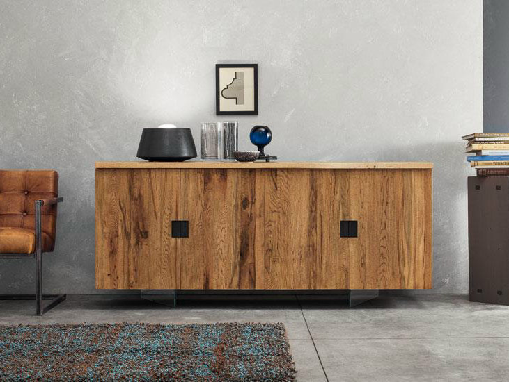 Solid wood sideboard ECLETTICA DAY | Sideboard - Devina Nais