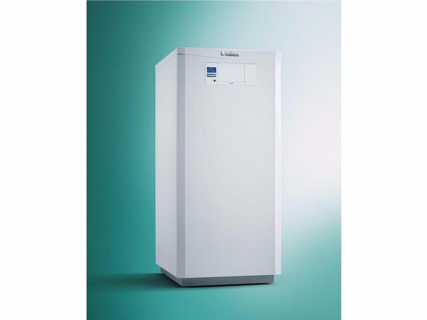 Floor-standing condensation boiler ecoVIT VKK - VAILLANT