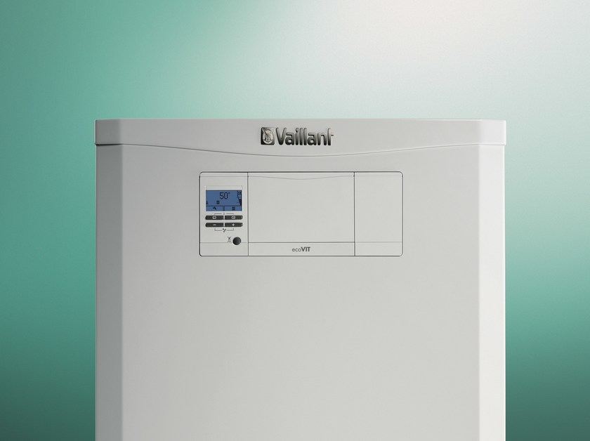 Caldaia a condensazione a basamento ecoVIT VKK - VAILLANT
