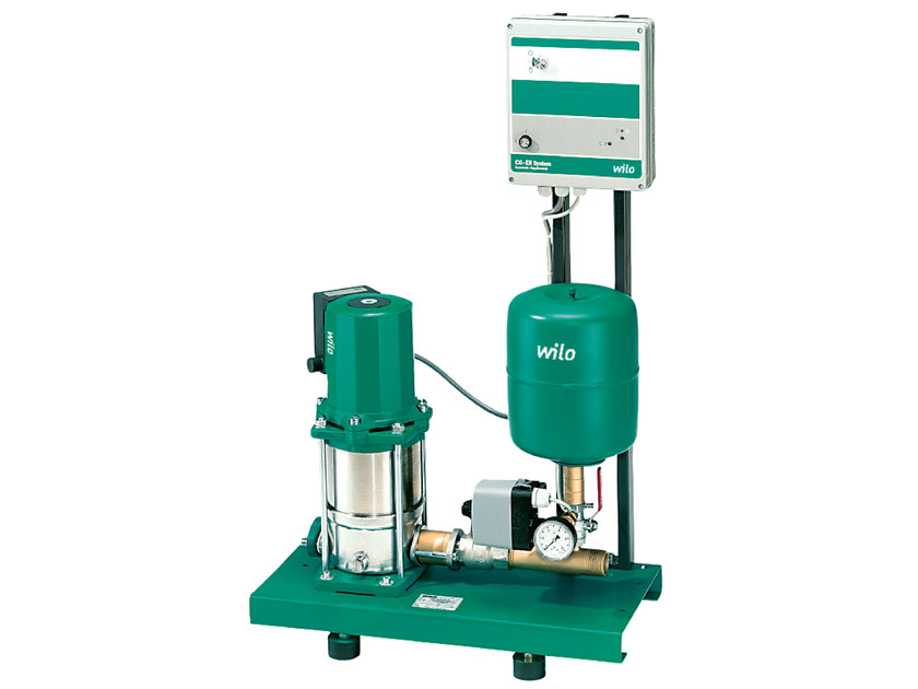 Pump and circulator for water system ECONOMY CO-1 MVIS/ER - WILO Italia