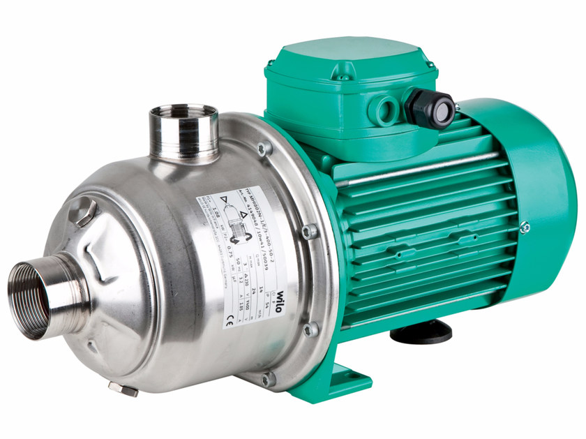 Pump and circulator for water system ECONOMY MHI by WILO Italia