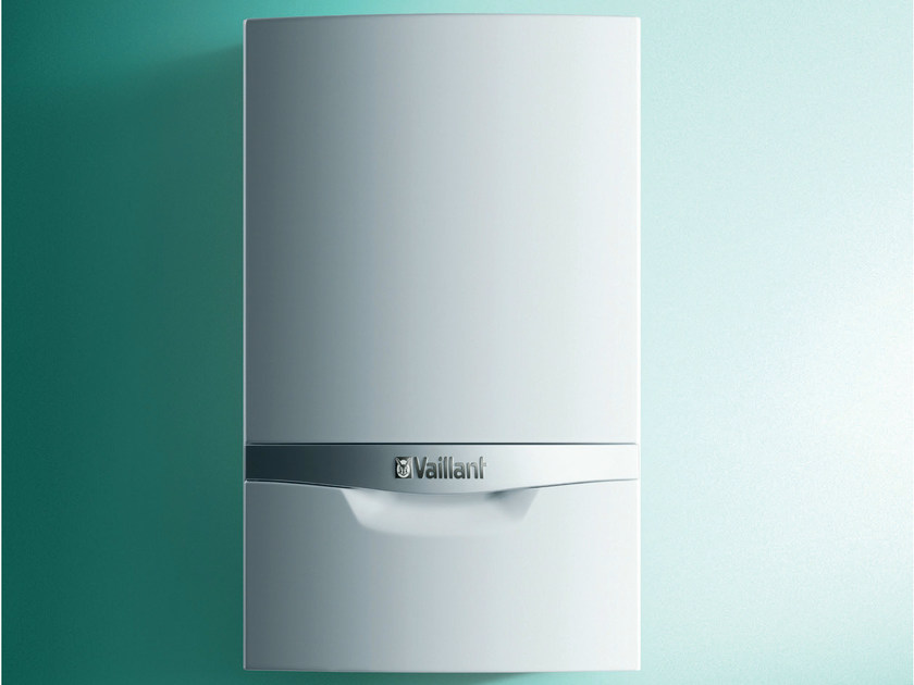 Wall-mounted indoor condensation boiler ecoTEC plus by VAILLANT