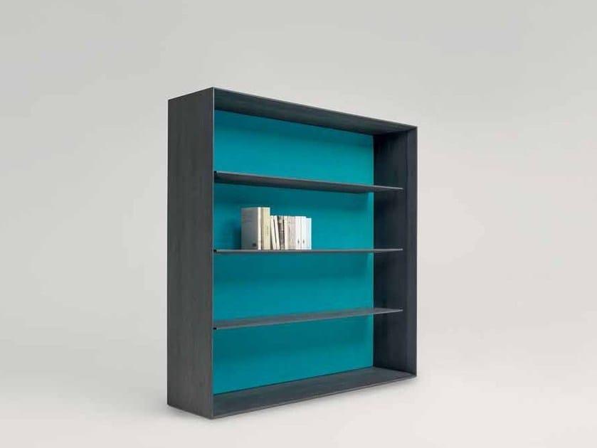 Wooden bookcase EDEL | Bookcase - Paola Lenti