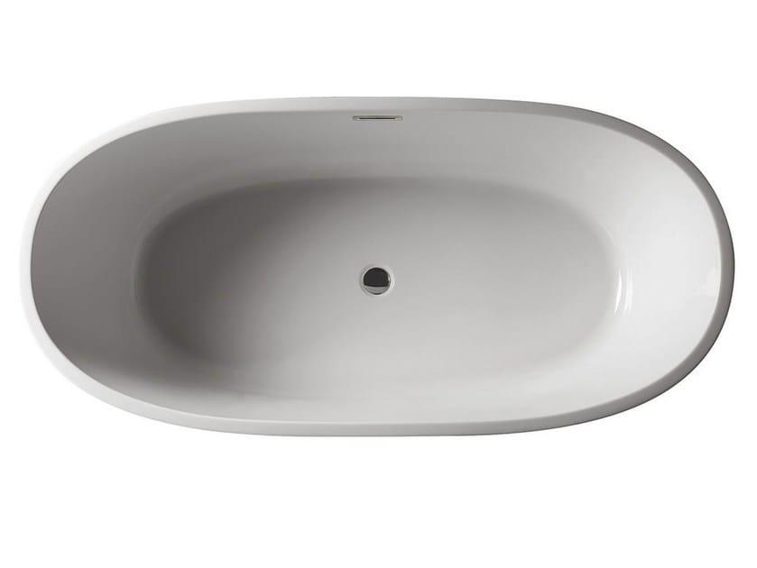 Acrylic bathtub EDEN | Bathtub - GALASSIA