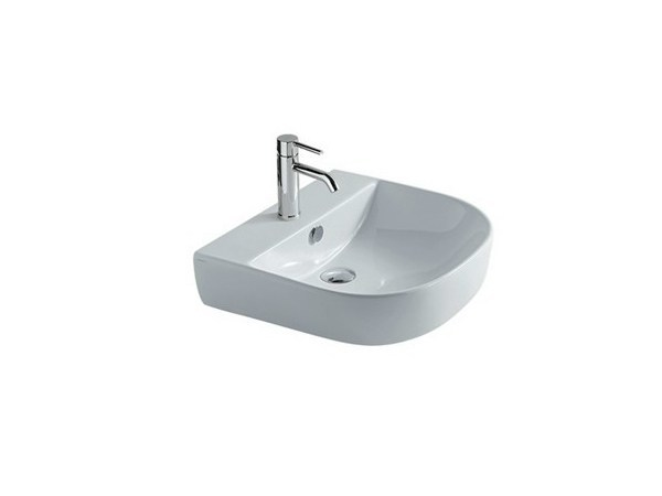 Ceramic washbasin EDEN - CM 50 | Washbasin - GALASSIA