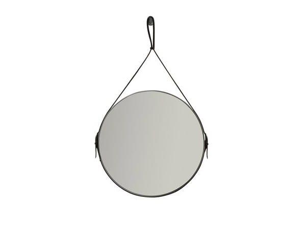 Round framed bathroom mirror EDEN | Mirror - GALASSIA