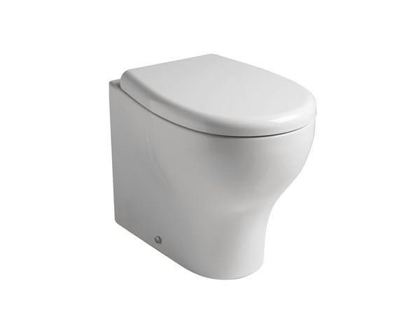 Ceramic toilet EDEN | Toilet - GALASSIA