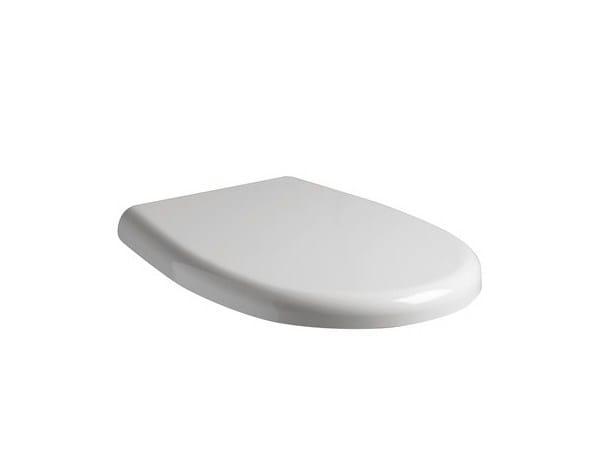 Toilet seat EDEN | Toilet seat by GALASSIA