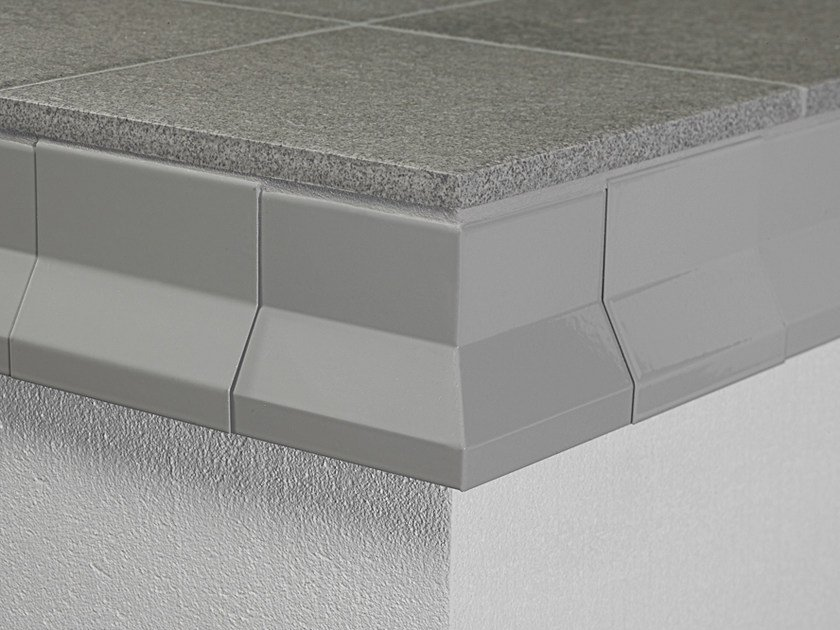 Profile and flashing for waterproofing PROTEC CPBI by PROFILPAS