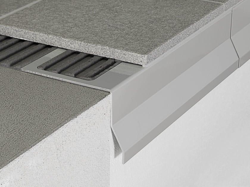 CPBV/55 ash grey RAL 7038 colour-coated aluminium