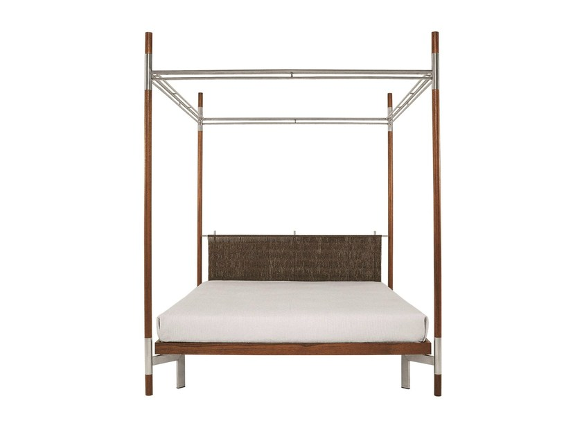Canopy bed EDWARD II by Driade