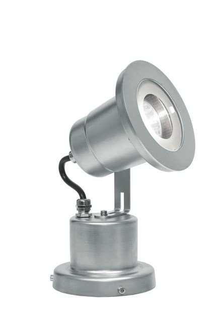 Adjustable steel Outdoor floodlight EGO F.3904 - Francesconi & C.