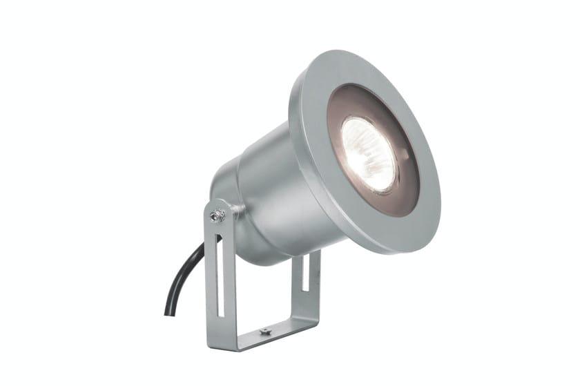 Adjustable steel Outdoor floodlight EGO F.3903 - Francesconi & C.