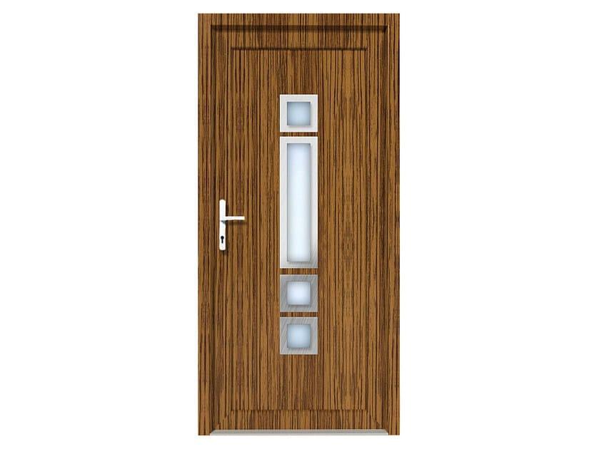 HPL door panel for indoor use EKOLINE 01 by EKO-OKNA